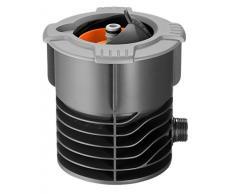"""GARDENA Pipeline Wassersteckdose: Oberirdische Wasserentnahmestelle für die Pipeline oder das Sprinklersystem, unterirdisch verbaut, ¾""""Außengewinde, automatisches Stoppventil (8250-20)"""