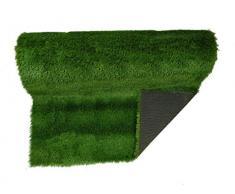 Gardiun Kunstpflanze, 1 x 5 m Clover Pro 40 mm Extra Soft, Grün