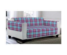 Sofabezug 60 cm im Modell Scozzese