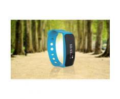 Fitness-Tracker BaS-TeK V5S in Blau