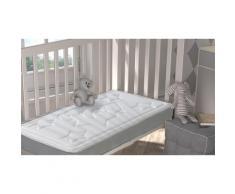 Eccox Kindermatratze 60 x 120 cm in Weiß