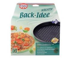 Aufback-Pizzablech 27 cm, 1 St