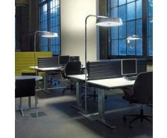 BELUX Koi-12 LED Bogenleuchte mit Dimmer Ø 57.6 H: 205 cm, chrom 51003531-12-LED-TD-CR-30K, EEK: A+. Diese Leuchte enthält eingebaute LED-Lampen. A++ (LED), A+ (LED), A (LED). Die Lampen können in der Leuchte nicht ausgetauscht werden.