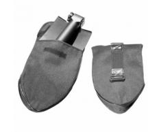 Glock Feldspaten Nylontasche - Klappspaten - grau