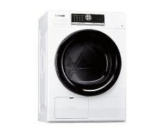 BAUKNECHT Wärmepumpentrockner 8kg Fassungsvermögen EEK A+++ TR Style 82A3 BW
