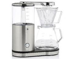 WMF AromaMaster Glas-Kaffeemaschine Cromargan® inkl. Tropfstopp AromaMaster
