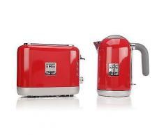 KENWOOD kMix Frühstücks-Set Toaster & Wasserkocher