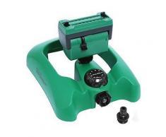 ULTIMATE INNOVATIONS Multifunktions- Garten-Sprinkler 360° Bewässerung inkl. Timer