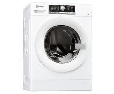 BAUKNECHT Waschmaschine 7kg Fassungsvermögen ProSilent Motor EEK A+++ WA Prime 754 PM