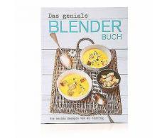 KITCHENAID® Rezeptbuch für Stabmixer & Blender 80 Rezepte auf 160 Seiten