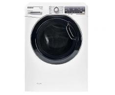 HOOVER Waschmaschine 9kg Fassungsvermögen EEK A+++ -40% Dampftechnik DWFLS Q49AH-84