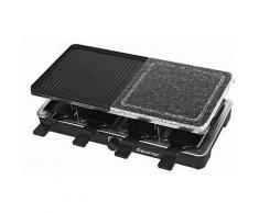 Suntec RAC-8212 evolution Raclette-Set