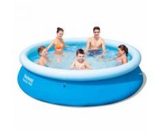 Bestway Fast Set aufblasbares Schwimmbad Pool 305 x 76 cm 57266