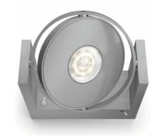 Philips Wandstrahler Particon 4,5 W Grau 531504816