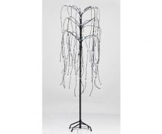 vidaXL Lichterbaum hängende Zweige 150 cm 180 LEDs weiß