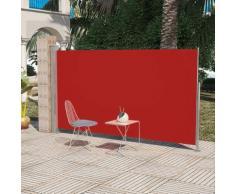 vidaXL Terrassenmarkise Seitenmarkise 160 x 300 cm Rot