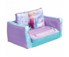Disney 2-in-1 Kindersessel Ausklappbar Frozen 105x68x26 cm WORL234002