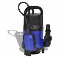 vidaXL Elektrische Garten-Schmutzwasser-Tauchpumpe 400 W