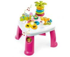 Smoby Cotoons Baby Spieltisch Rosa 211170