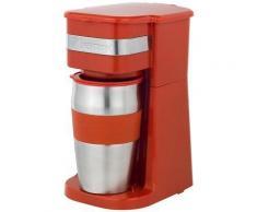 Bestron Kaffeemaschine 750 W 420 ml Rot ACM111R
