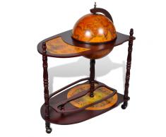 vidaXL Globusbar Hausbar Minibar Tischbar