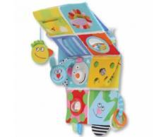 Taf Toys Babybett-Entdeckungsbuch 11655