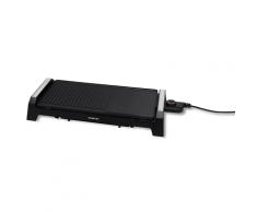 Inventum Grillplatte Schwarz 2200 W GP510