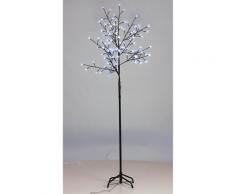 vidaXL Lichterbaum 210 cm 180 LEDs blau