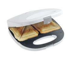 Bestron Sandwichmaker Weiß 700 W ASM108W