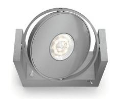 Philips Wandstrahler Particon 4,5 W Grau 531504816