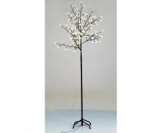 vidaXL Lichterbaum 210 cm 180 LEDs warm weiß