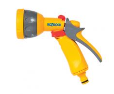 Hozelock Gartenschlauch-Spritzpistole Multi Spray Gelb 2676P0000
