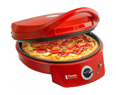 Bestron Pizzaofen Tischgrill APZ4001800 W Rot