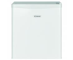 Bomann Kühlschrank 70 W 42 L Weiß KB 389