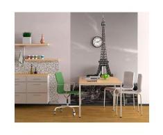 ROLLER Fototapete, Mustertapete - Der Eiffelturm - 183x254 cm