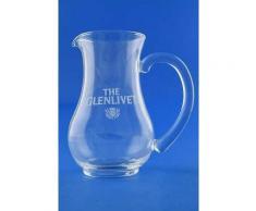 Glenlivet Wasserkrug aus Glas