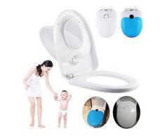 Family Toilettensitz 2 in 1 für Kinder Kind Kleinkind Erwachsene Potty Train Chair Cover -Badezimmer Zubehör