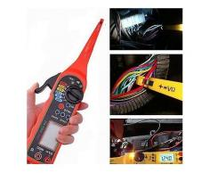 0-380V Multifunktions-Auto Circuit-Tester Multimeter Lampen-Auto-Reparatur-Werkzeug-Automotive Multi-Digitale Multimeter Oszilloskope