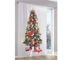 Vorhang LED Weihnachtsbaum (1er-Pack) in weiß von bonprix
