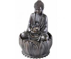 Zimmerbrunnen Buddha in braun von bonprix