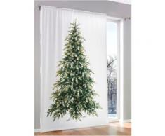 Vorhang LED Tannenbaum (1er-Pack) in weiß von bonprix