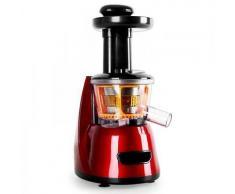 Klarstein - Fruitpresso Bella Rossa Slow Juicer Saftpresse 150W 70 U/min Rot
