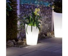 Epstein Design Tulpe 60 Bodenleuchte Ø 42 H: 60 cm, weiß 20085, EEK: A++. Diese Leuchte ist geeignet für Leuchtmittel der Energieklassen: A++, A+, A, B, C, D, E.