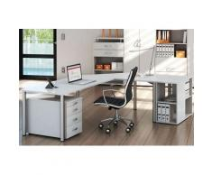 GERAMÖBEL Büromöbel Set, 1 Arbeitsplatz, 340x250cm