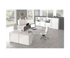 FORM 4 Büromöbel Set, 2 Arbeitsplätze 500x500