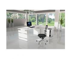 AVETO Büromöbel Set, 1 Arbeitsplatz 250x300