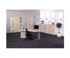 GERAMÖBEL Büromöbel Set, 1 Arbeitsplatz 450x450cm
