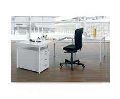 GERAMÖBEL Büromöbel Set, 1 Arbeitsplatz, 320x200cm