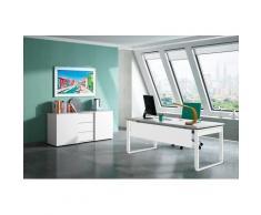 FRESH Büromöbel Set, 1 Arbeitsplatz, 250x300cm
