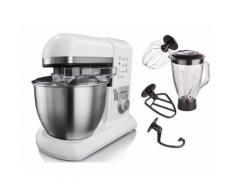 SILVERCREST® Profi-Küchenmaschine SKMP 1300 B3 weiß